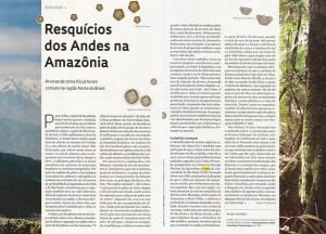Revista Pesquisa Fapesp ed 221 Julho 2014 - pag 66 e 67